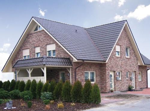 Doppelte Friesen-Freude: Das 2-Familienhaus »Friesengiebel«!