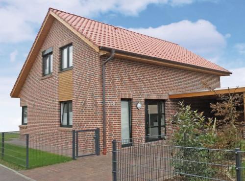 »Architektenhaus« – das Einfamilienhaus mit ansprechender Architektur.