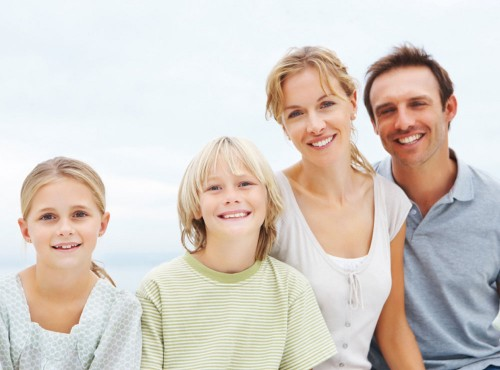 Der Bungalow »Rügen« ist ideal für die junge Familie.