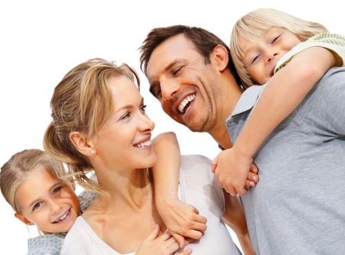 Auf über 160 m² hat die Familie ganz viel Platz.