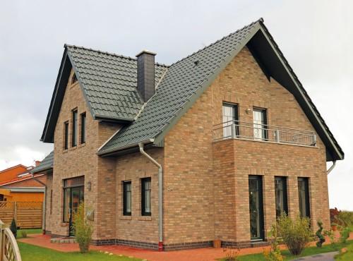 So prachtvoll kann wohnen sein: Das Einfamilienhaus »New England«!