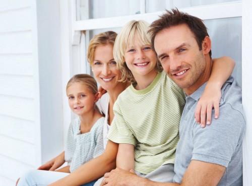 Das kompakte Einfamilienhaus »Start Up« – ideal für die kleine, junge Familie.