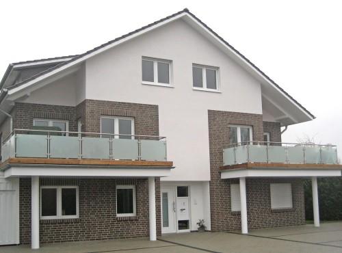 So lässt sich's bequem mehrfach wohnen: Mehrfamilienhaus »Classico«!