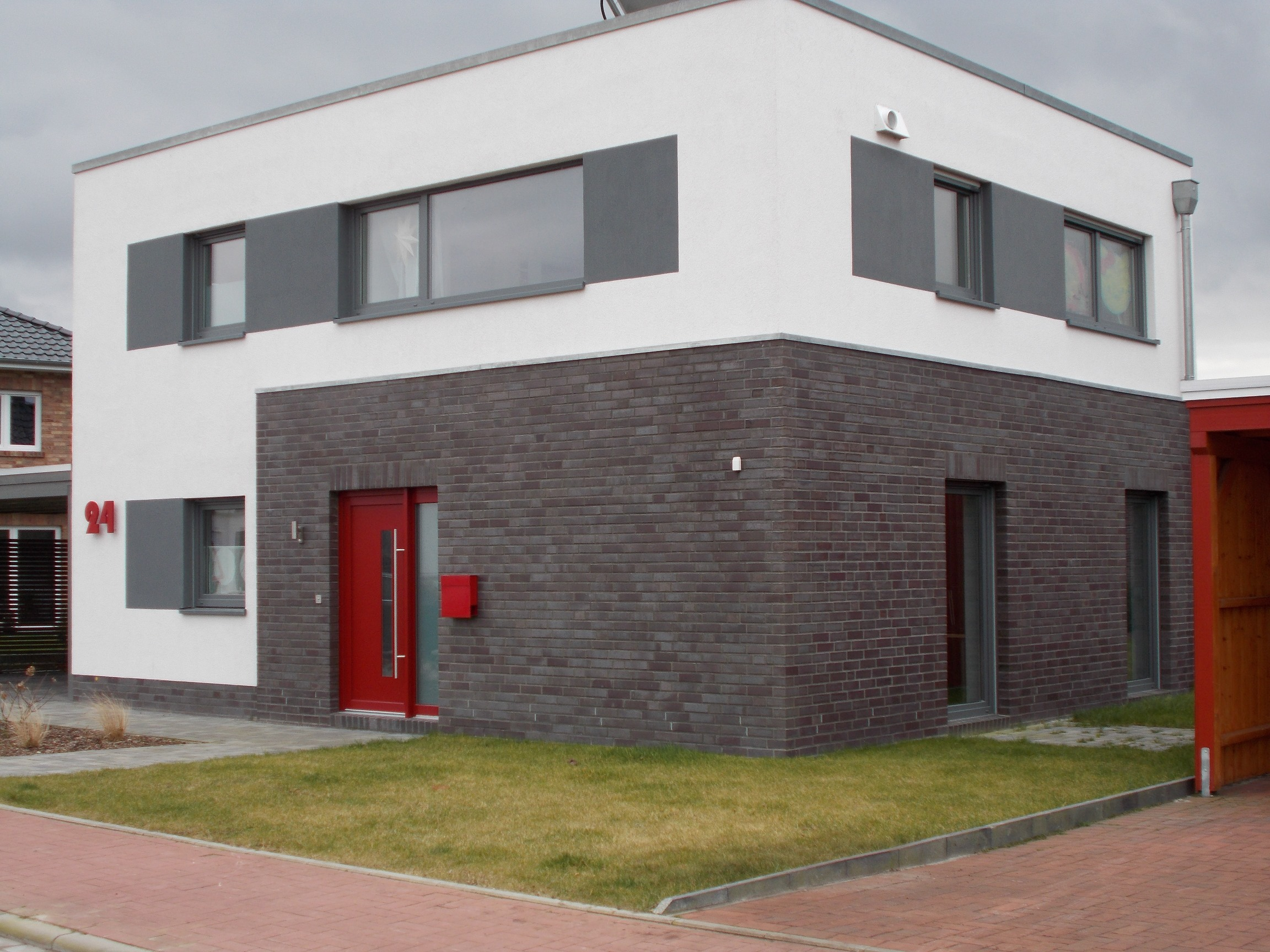 Einfamilienhaus Bauhaus 149 Imbau Oldenburg
