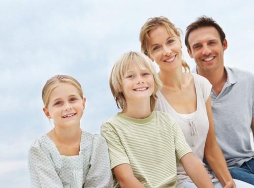 Der Bungalow »Sylt« ist ideal für die junge Familie.