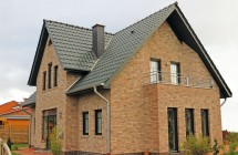 Einfamilienhaus »New England«