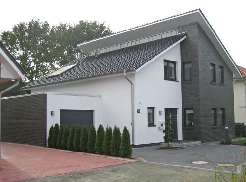 Genug Platz für alle: Das Einfamilienhaus »Star Line« mit Pultdach!