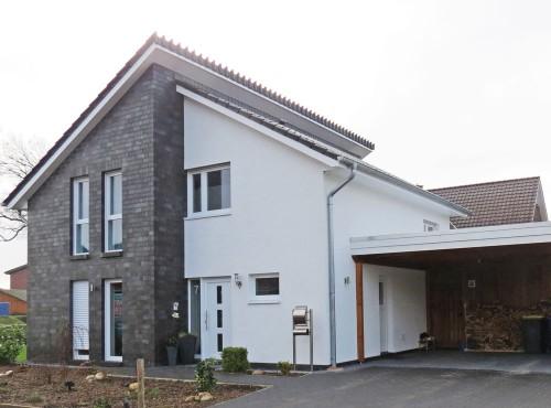 Ein Haus für all Ihre Wünsche: Das Einfamilienhaus »Top Star« mit Pultdach!