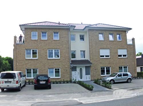Das optisch ansprechende Mehrfamilienhaus »Ambiente« bietet viel Platz für große und kleine Wohnträume.