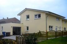 Doppelhaus »Panorama«