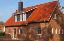 Einfamilienhaus »Fehnhaus 162«